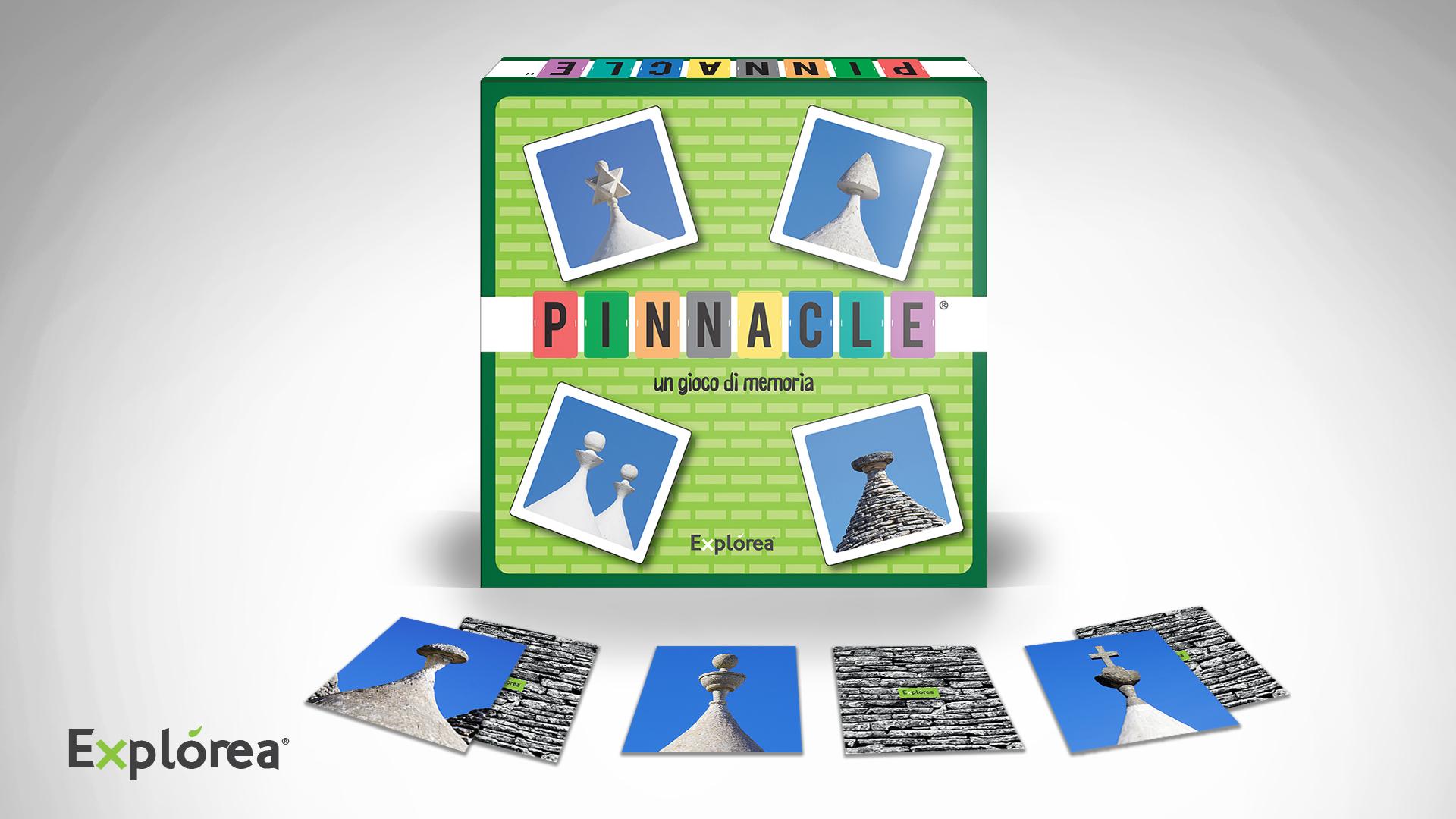 PINNACLE – Un gioco di memoria