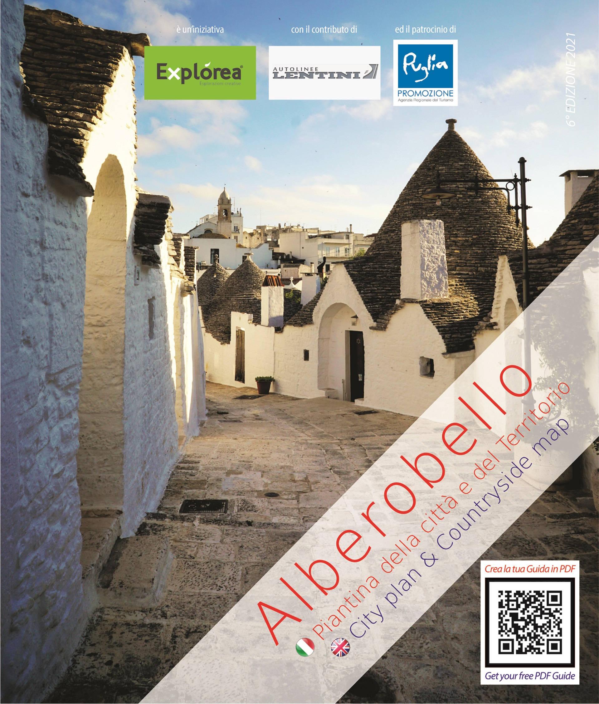 Mappa Alberobello